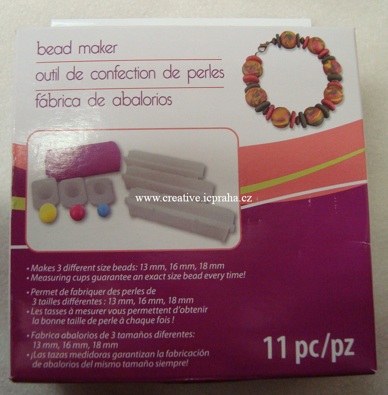 Sculpey - Bead Marker 11ks AS2035