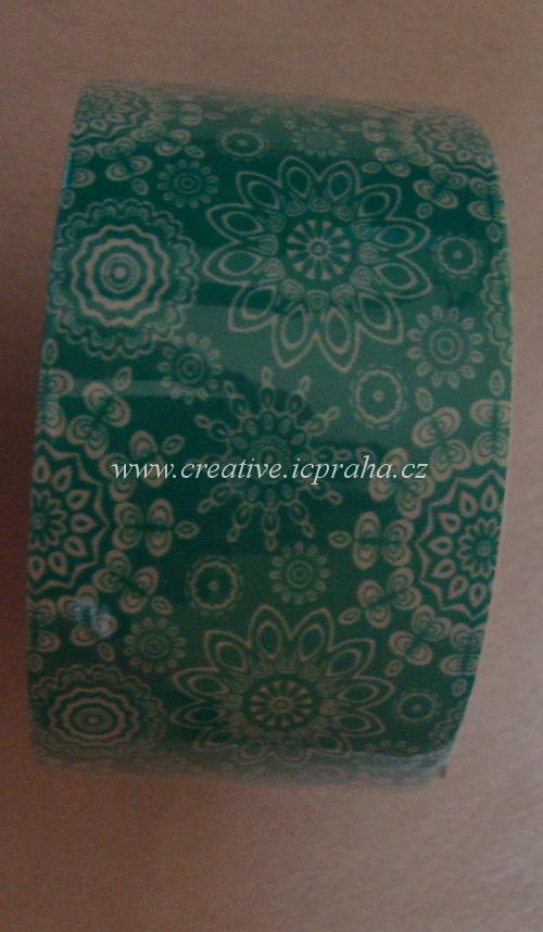lepící páska dekorační 4,8cmx5m vzory