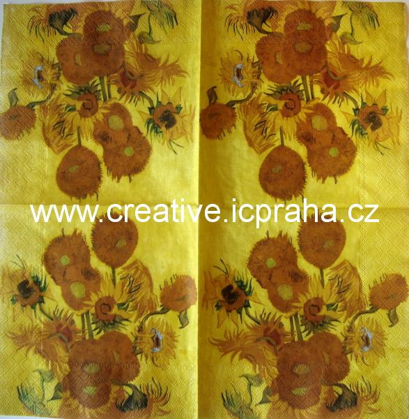 Slunečnice - Van Gogh AMB6145