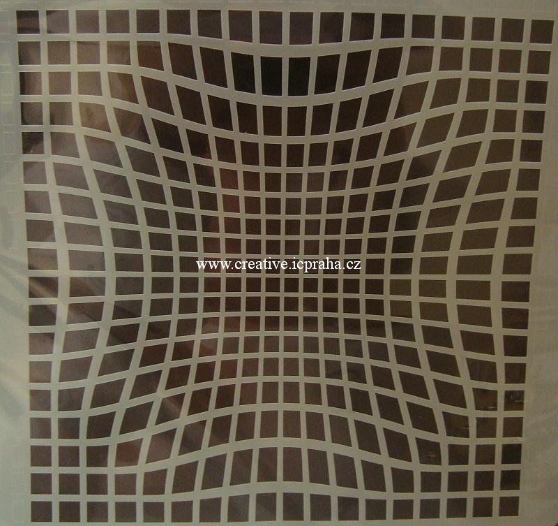 iStencils 20x20cm - Síť
