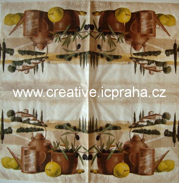 olivy - Tuscany  PAPER-DESIGN