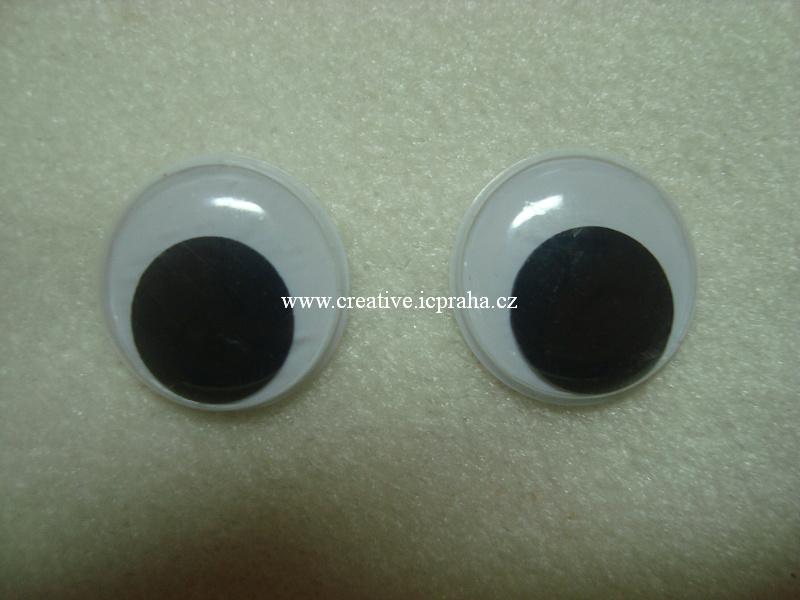 oči pr.25mm/1ks  KP8380252