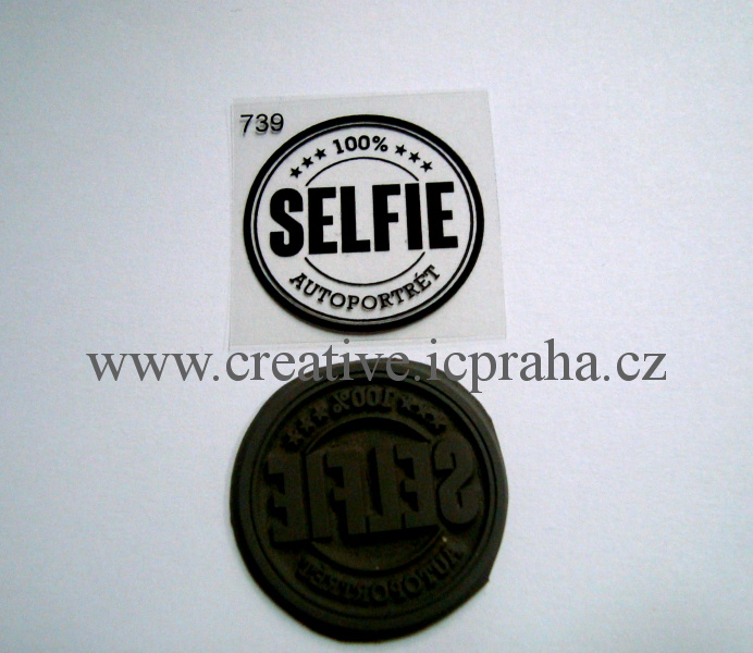 štoček Selfie - 739