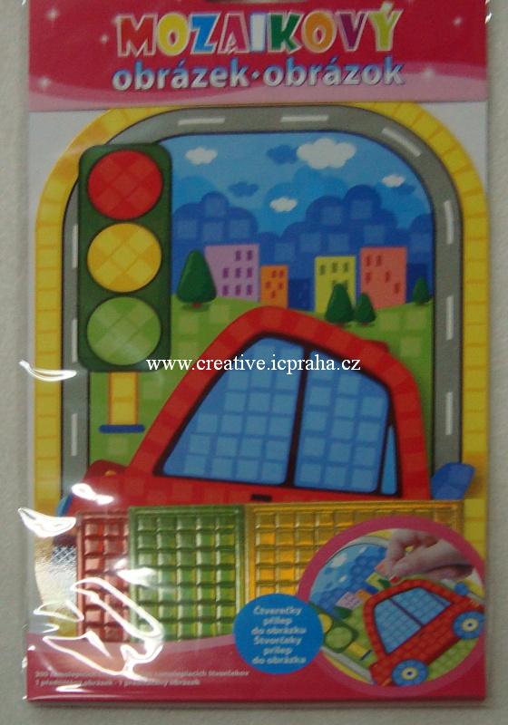 mozaika Auto 10072